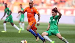 中超-鲁能成源破门被吹 鲁能主场0-2贵州遭赛季首败