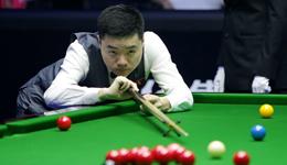 中国赛丁俊晖五杆50+ 6-2完胜单局赛冠军进正赛