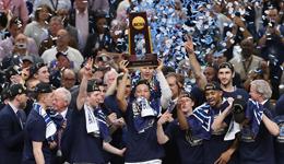 NCAA决赛维拉诺瓦大胜密歇根夺冠 NCAA迪文森佐当选MOP