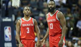 NBA常规赛赛前分析 火箭VS奇才