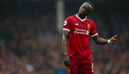 萨拉赫缺阵索兰克失良机 英超-利物浦0-0埃弗顿
