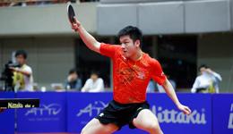 亚洲杯国乒抗韩完胜 樊振东林高远连续两届争冠