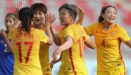 李影2球马君轰世界波 亚洲杯-10人女足3-0菲律宾