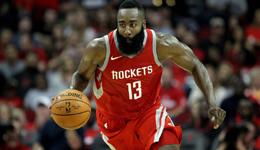 NBA官方实力榜火箭继续领跑 勇士重返前3骑士升至第7