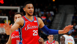 NBA常规赛赛前分析 老鹰VS76人