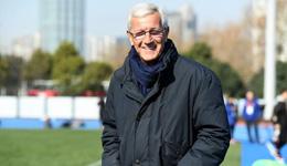 里皮称国足是执教最后一站 梅西C罗都是世界最佳