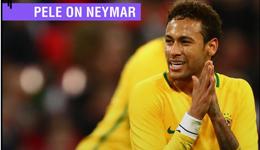 内马尔可借2018世界杯雪耻 球王贝利看好巴西进决赛