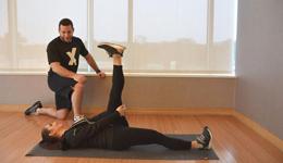 跑后常做7项拉伸 加速恢复降低受伤风险