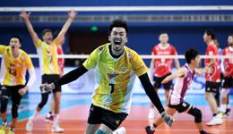 男排决赛上海3-0胜北京四连冠 联赛第14次夺冠