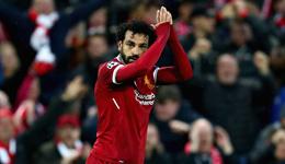 2018欧冠利物浦5-2罗马 萨拉赫菲尔米诺分别2射2传