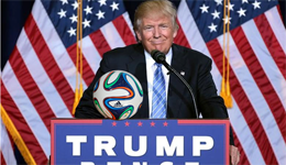 特朗普称谁反对美国申办世界杯 联合国里美国反对谁