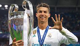 2018欧冠赛季最佳18人 C罗领衔皇马8将上榜