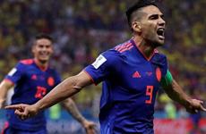 法尔考破门J罗两传建功 哥伦比亚3-0完胜波兰