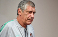 葡萄牙主帅桑托斯 伊朗此前被低估明天比赛会很难