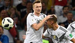 世界杯德国VS韩国前瞻 德国需力争大胜
