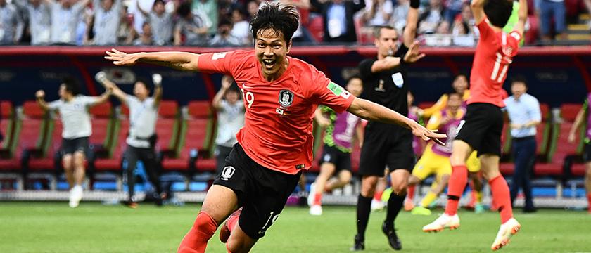 2018俄罗斯世界杯F组图集 德国0-2韩国图集