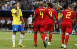巴西战败比利时 世界杯再变欧洲杯