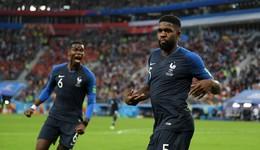 法国杀入决赛夺冠优势明显