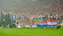 克罗地亚谁败犹荣 输了比赛却赢得尊重