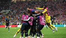 时隔二十年再封王 法国成为第六只多次夺冠队