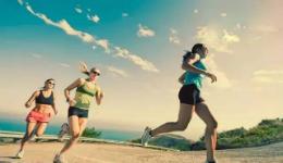 跑步让人变得更积极