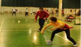 羽毛球实用教学 好好学习起来