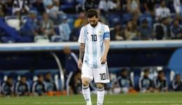 梅西是否会离开阿根廷队结局成迷