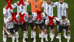 阿足官员扬言要禁止梅西等球员入国家队一年