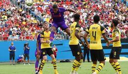 国际冠军杯焦点战多特3-1利物浦