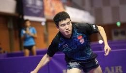 中国男乒遭团灭 韩国夺3冠反超国乒