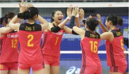 中国女排瑞士精英赛名单出炉