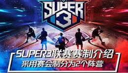 64位明星集结超级企鹅联盟Super3联赛