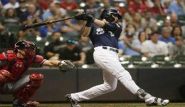 MLB:密尔沃基酿酒人6-1击败华盛顿国民