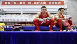 雅加达亚运会体操三大项赛程安排
