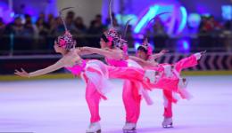 2018中国花样滑冰俱乐部联赛:双冰夺双冠
