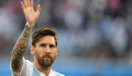 梅西亲口承诺将继续为阿根廷队效力