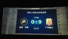 《西虹市首富》开涮中国足球恒大变恒太