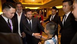 巴萨明年将造访中国 梅西或因反国家队缺席