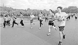 跑马拉松不能背靠背心脏容易出问题
