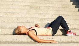 跑步者通过调整仍感疲惫或是6种病所致
