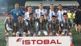 门将失误!阿根廷国青1-2负10人印度