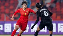 征战亚运中国女足20人大名单