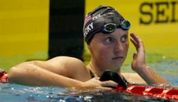 2018年泛太平洋游泳锦标赛:莱德基破纪录 日本获2金