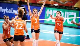 中国女排提前进4强 朱婷队友38分荷兰3-2胜美国