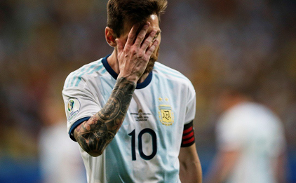 2019巴西美洲杯小组赛结果出炉,阿根廷别为我哭泣