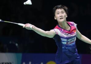 陈雨菲2-1戴资颖 首次夺得总决赛女单冠军