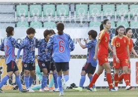 13年最大惨案!中国女足0-3日本