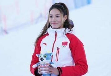 创国际雪联新历史 谷爱凌世界杯夺冠
