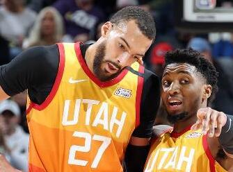 米切尔确诊新冠 NBA受疫情6影响至少停赛30天