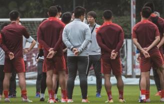 武磊将不会参加国足上海集训 世预赛主场仍无定论